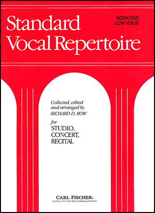 Standard Vocal Repertoire