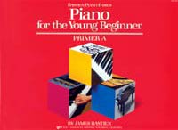 Bastien Piano Basics: Piano for the Young Beginner