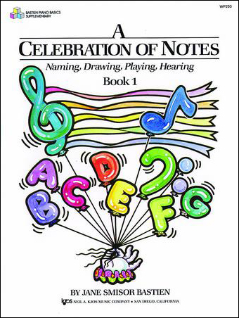 Celebration of Notes No. 1