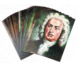 Portraits of Great Composers-Set 1