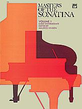 Masters of the Sonatina No. 1