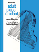 Glover Adult Piano Student No. 1