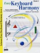 Easy Keyboard Harmony No. 2