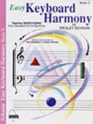 Easy Keyboard Harmony No. 3