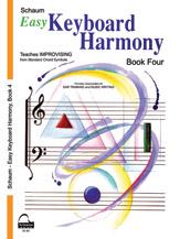 Easy Keyboard Harmony No. 4