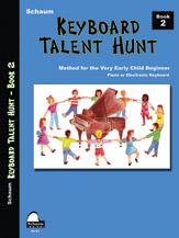 Keyboard Talent Hunt No. 2