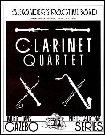 Alexanders Ragtime Band-Clarinet 4