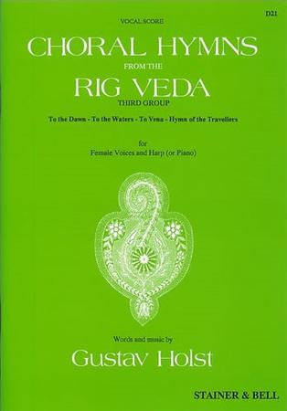 Choral Hymns from Rig Veda No. 3