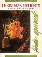Christmas Delights-Big Note Piano