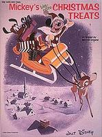 Mickeys Big Note Christmas Treats