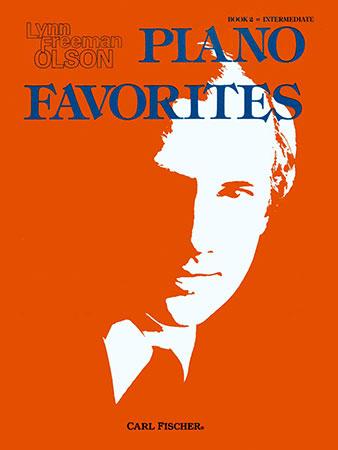 Piano Favorites-Intermediate