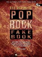 Ultimate Pop/Rock Fake Book-Revised