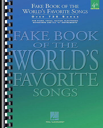 Fake Book of Worlds Favorite Songs