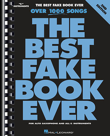The Best Fake Book Ever Cover
