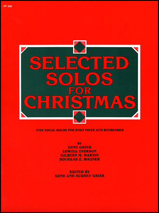 Selected Solos for Christmas