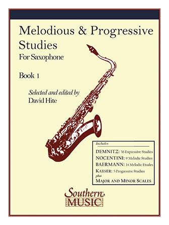 Melodious and Progressive Studies for Saxophone