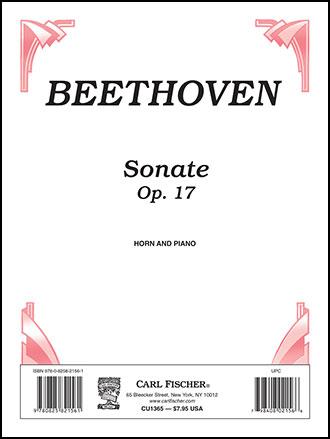 Sonata, Op. 17