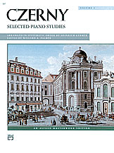 Selected Piano Studies, Vol. 1