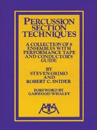 Percussion Section Techniques