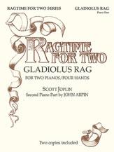 Gladiolus Rag-2 Piano 4 Hands Thumbnail