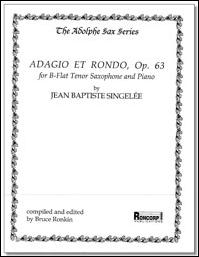 Adagio et Rondo, Op. 63