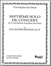 Septieme Solo de Concert