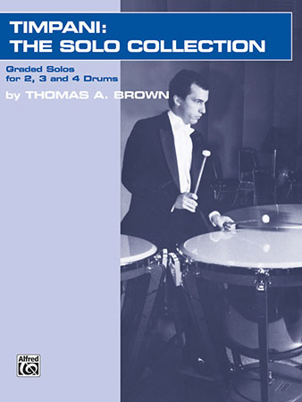 Timpani: The Solo Collection