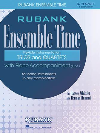Ensemble Time-Clarinet Quartet