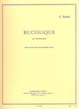 Bucolique-Clarinet Solo