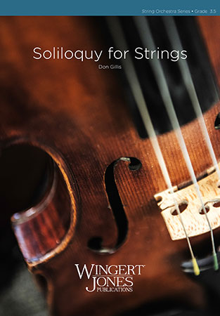 Soliloquy for Strings