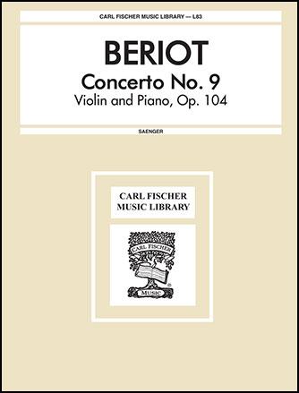 Concerto No. 9 in A minor