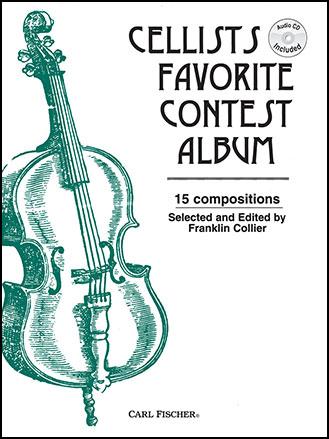 Cellist's Favorite Contest Album