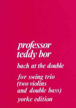 Bach at the Double-2 Violin/Dbl Bs