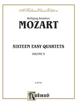 16 Easy String Quartets