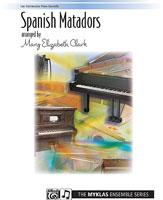 Spanish Matadors-2 Pianos 4 Hands