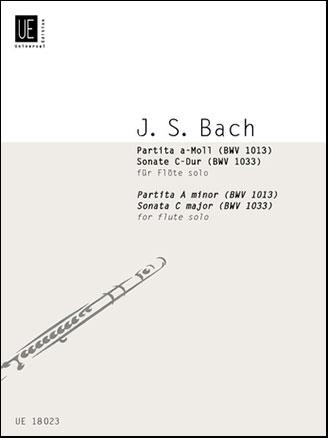 Partita in A minor and Sonata in C