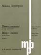 Divertimento-Flute/Oboe/Bassoon Trio