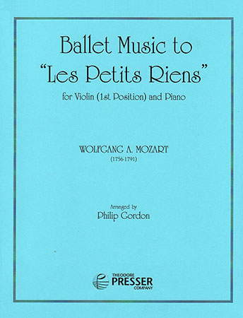 Ballet Music from Les Petits Rien
