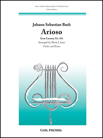 Arioso from Cantata No. 156-Violin Sol