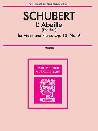 Bee, Op. 13 No. 9
