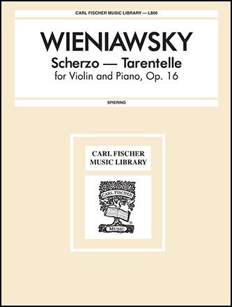 Scherzo Tarantella, Op. 16