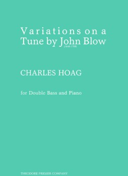 Variations on a Tune John Blow-St B