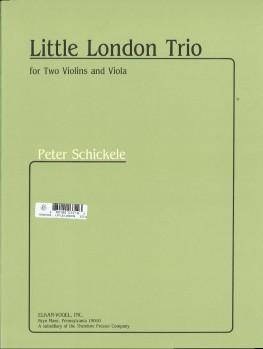 Little London Trio-2 Violin/Viola Trio