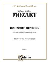Ten Famous Quartets