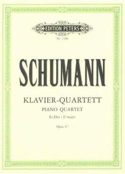 Quartet in Eb Major for Piano and Strings, Op. 47