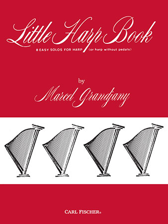Little Harp Book-Harp Solo