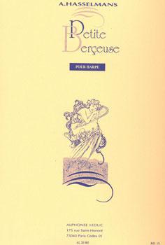 Petite Berceuse-Harp Solo