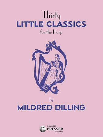 30 Little Classics-Harp Solo