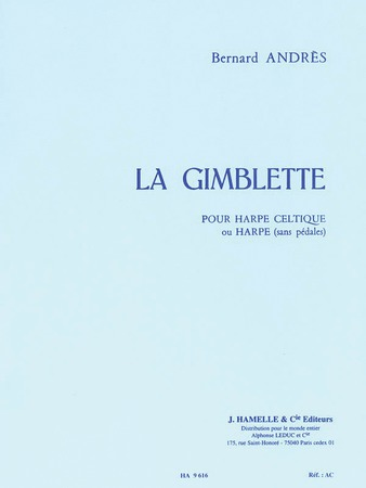 La Gimblette-Harp Solo