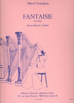 Fantaisie Sur Un Theme Haydn-Harp S